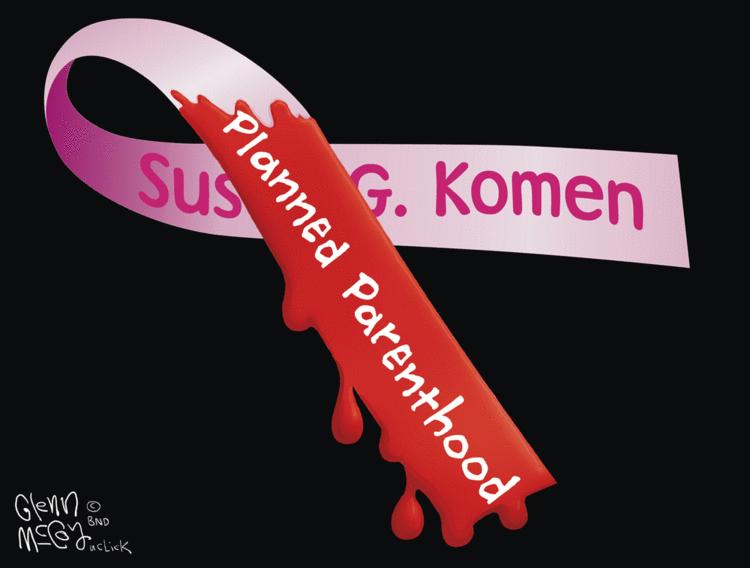 Komen/Planned Parenthood logo