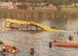 Sinking Bus