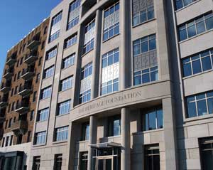 Heritage Foundation headquarters