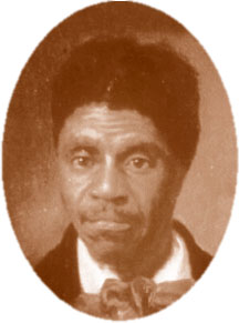 Dred Scott portrait
