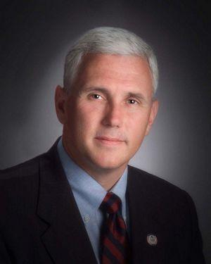 U.S. Rep. Mike Pence