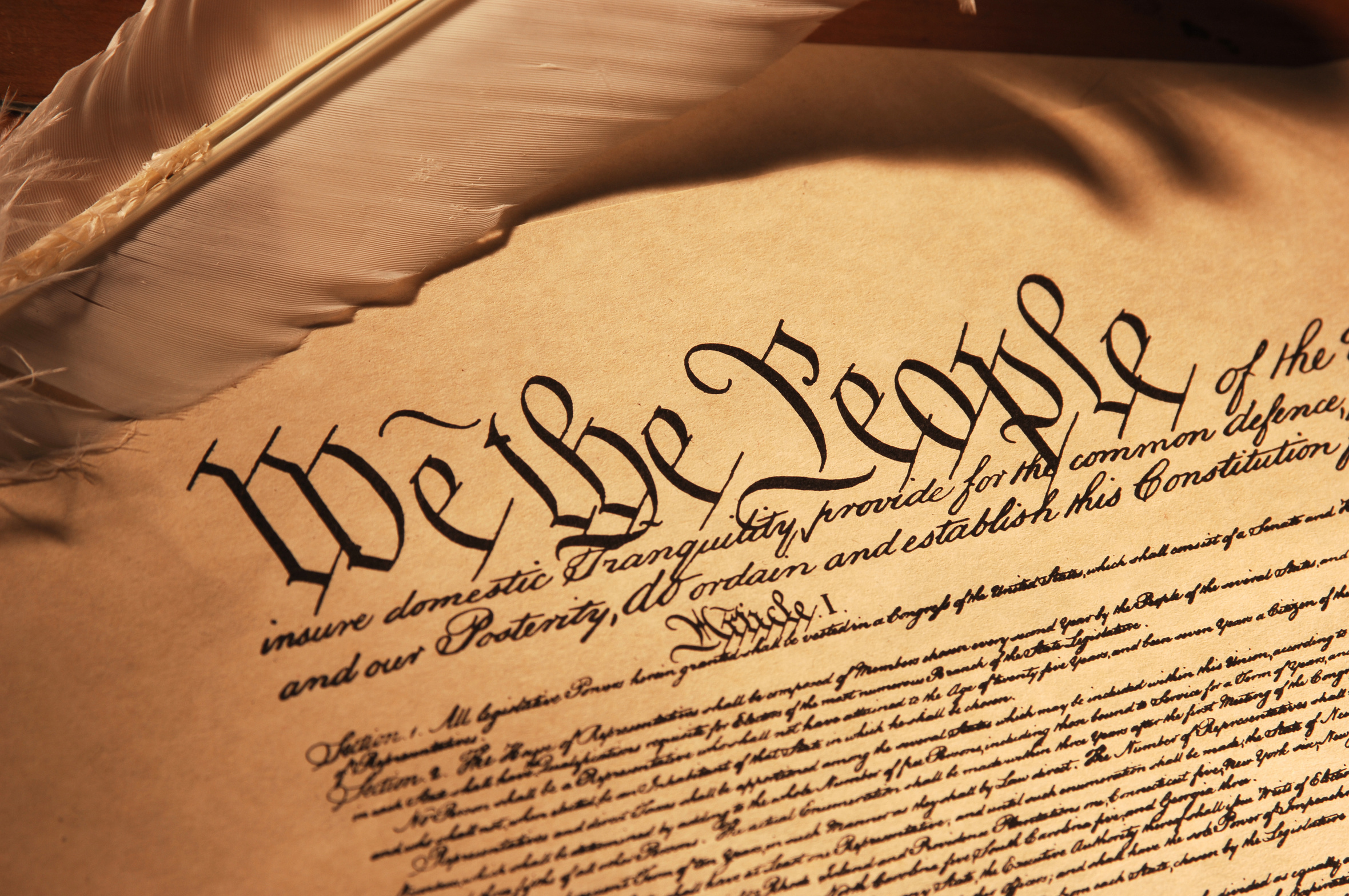 the six defining principles of the constitution of the united states The constitution of the united states the authoritative reference with expert, clause-by-clause analysis full text of the constitution.